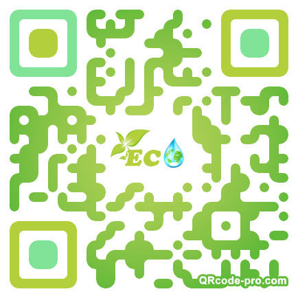 QR code with logo 24mz0