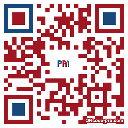 QR code with logo 24nd0