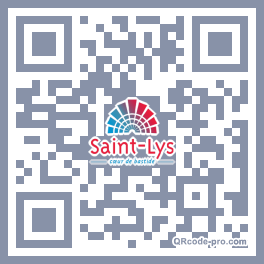 QR code with logo 24oQ0