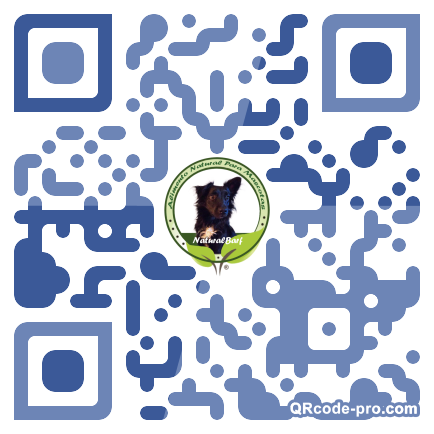 QR code with logo 24pY0