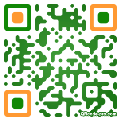 QR code with logo 24rG0