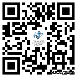 QR code with logo 24rR0