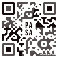 QR code with logo 24rV0
