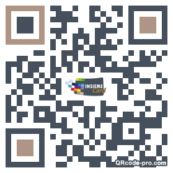 QR code with logo 24si0