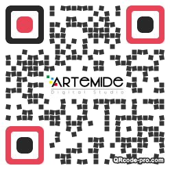 QR code with logo 24sn0