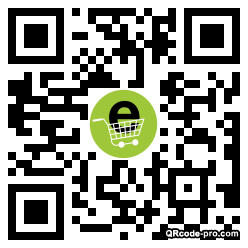 QR code with logo 24vZ0