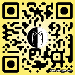 QR code with logo 24w30