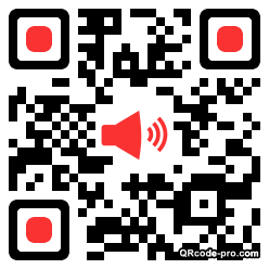QR code with logo 24wk0