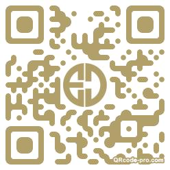 QR Code Design 24x10