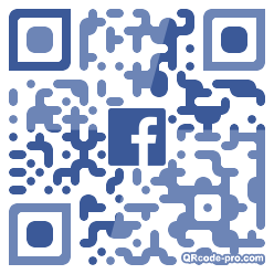 QR code with logo 24xm0