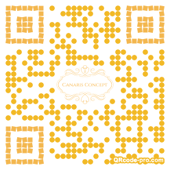 QR code with logo 24yT0
