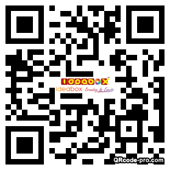 QR code with logo 24yV0
