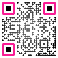QR code with logo 250a0