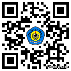 QR code with logo 252K0