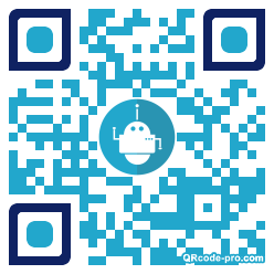 QR code with logo 252s0