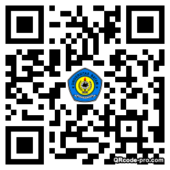 QR code with logo 252t0