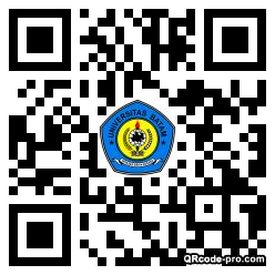 QR code with logo 254D0