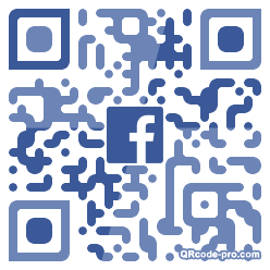 QR code with logo 255g0