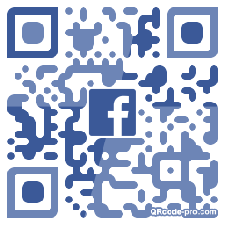 QR code with logo 256L0