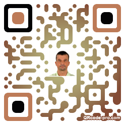 QR code with logo 256t0