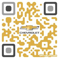 QR code with logo 25790