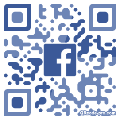QR code with logo 258G0