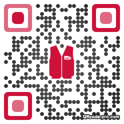 QR code with logo 258T0