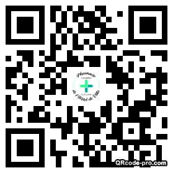 QR code with logo 25A30
