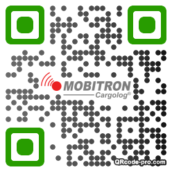 QR code with logo 25CO0