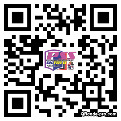 QR code with logo 25Gt0