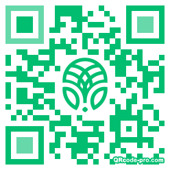 QR code with logo 25HG0