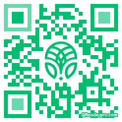 QR code with logo 25HM0