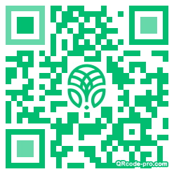 QR code with logo 25HP0