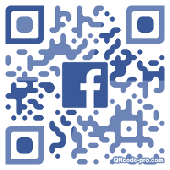 QR code with logo 25JH0