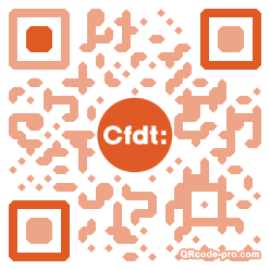QR code with logo 25K90