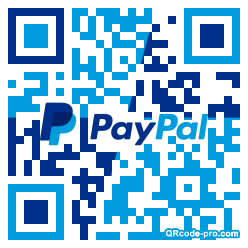 QR code with logo 25LL0