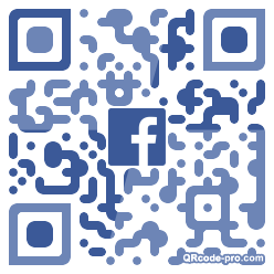QR code with logo 25My0