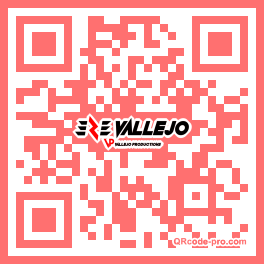 QR code with logo 25QH0