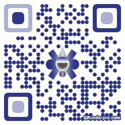 QR code with logo 25Rs0