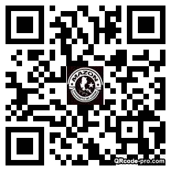 QR code with logo 25SF0