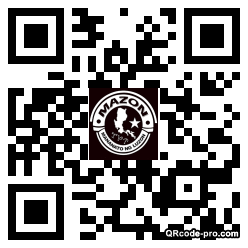 QR code with logo 25Sx0