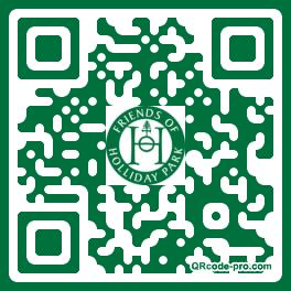 QR code with logo 25To0