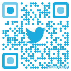 QR code with logo 25WR0