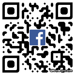 QR code with logo 25WZ0