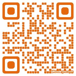 QR code with logo 25Y30