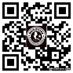 QR code with logo 25Zd0