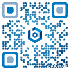 QR code with logo 25Zh0