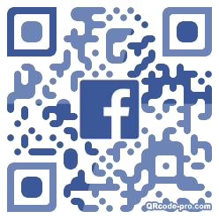 QR code with logo 25Zv0
