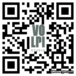 QR code with logo 25a50