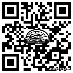 QR code with logo 25fw0
